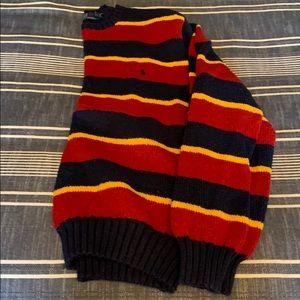 Ralph Lauren polo sweater. Large